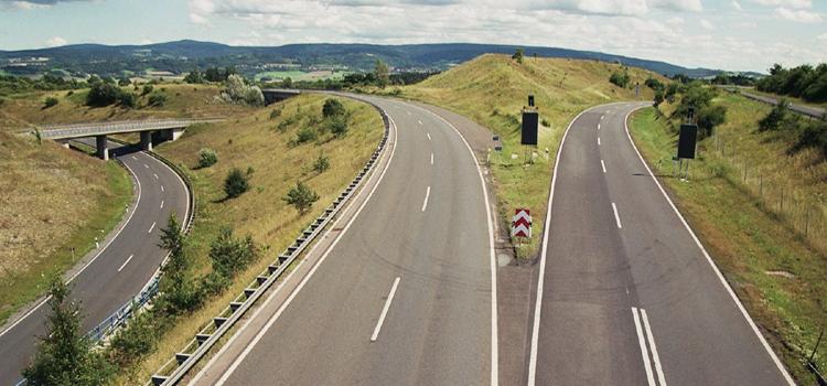 Vergessene Autobahn